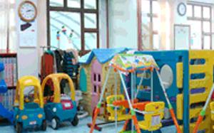 보육실 전경